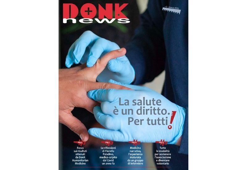 """Il primo numero di """"DonK News"""""""
